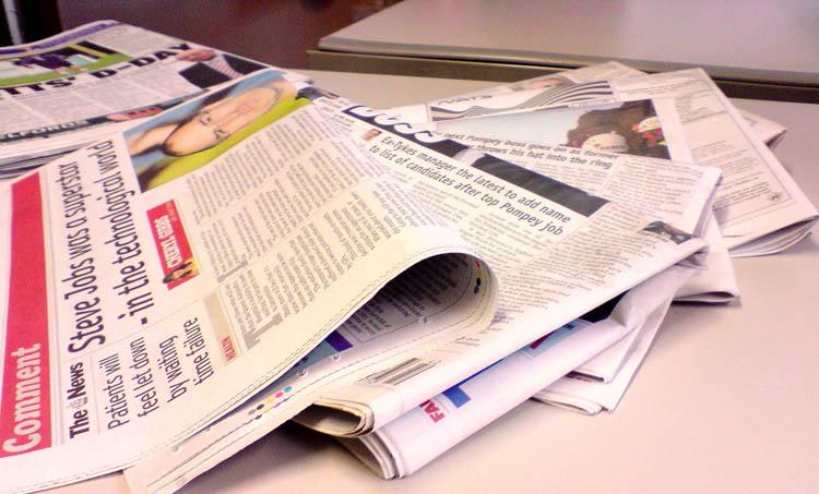 métier de journalisme